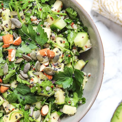 detox salad 3 500x500 - Detox Salad