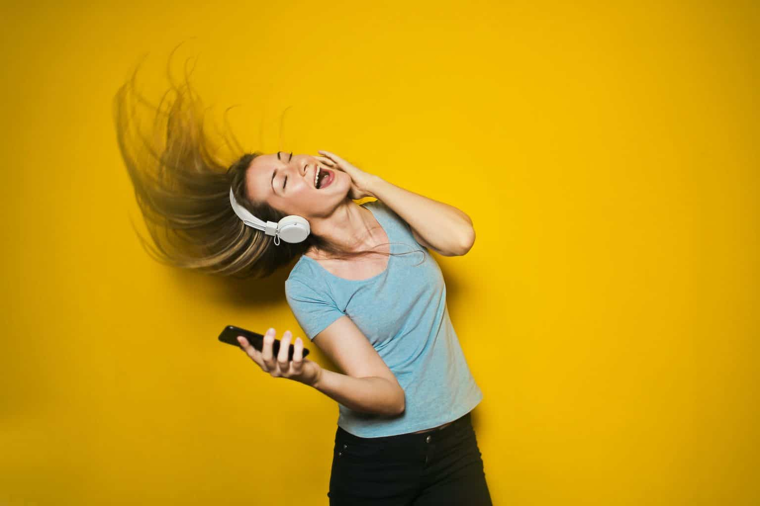 Micro-Habits to Reduce Stress: Listen to Uplifting Music