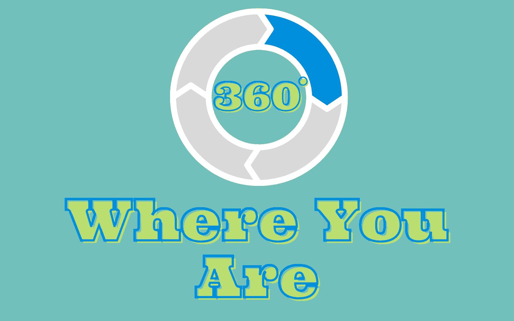 360 wellness assessment 1 WhereYouAre 2 - 360 Wellness Assessment & Goal Setting Session