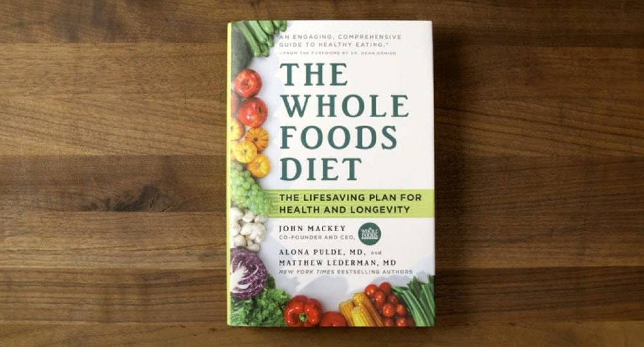 Whole Foods Diet Book